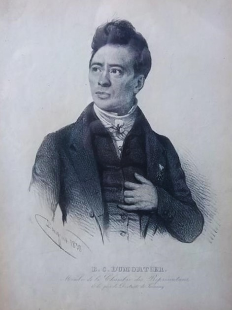 Photo de Barthélemy Dumortier